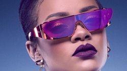 Rihanna lance une collection de lunettes inspirée de Star