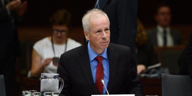 Le double rôle diplomatique de Stéphane Dion remis en