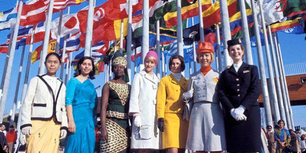 Exposition Mode Expo 67: un moment historique pour la mode à redécouvrir au musée