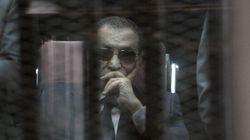 L'ex-président égyptien Hosni Moubarak bientôt remis en