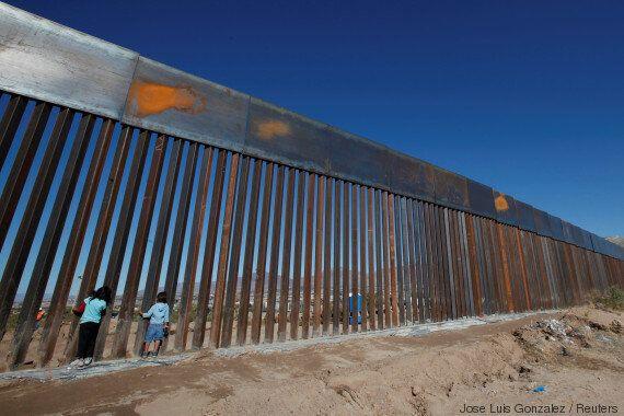 C'est officiel: Trump va de l'avant avec son projet de mur pour le Mexique