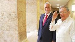 Couillard rencontre Castro à Cuba