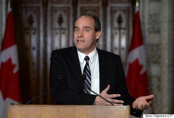 Chefferie du NPD: Guy Caron dit qu'il obtient une réponse «très