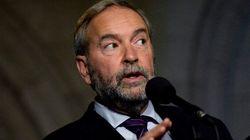 Keystone XL: le NPD incite Trudeau à s'imposer contre