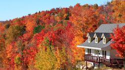 15 des plus beaux endroits à visiter cet automne au
