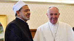 Le pape François rencontre un important leader