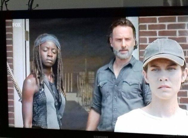 Ce détail montre que les producteurs de «The Walking Dead» ont mis tout le budget dans les zombies