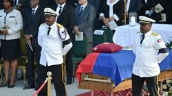 Les Haïtiens disent adieu à René