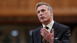 Direction du Parti conservateur: Maxime Bernier dénonce la mobilisation des