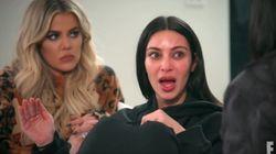 Kim Kardashian en larmes: «si l'ascenseur ne s'ouvre pas à temps je suis