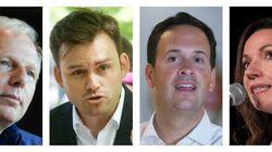 Nouveau débat (plus calme) des candidats à la chefferie du