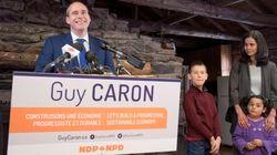 NPD: Guy Caron propose un revenu de base pour