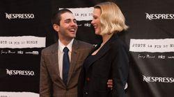 «Juste la fin du monde»: Jasette avec Xavier Dolan sur le tapis rouge