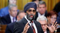Le Canada fera de nouveaux investissements en défense, dit