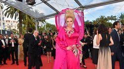 Qui sont ces inconnus du tapis rouge de Cannes aux tenues très