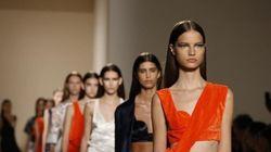 Semaine de mode New York: érotisme chez Altuzarra, Victoria Beckham à