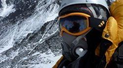 Il atteint l'Everest, publie cette photo sur Twitter et meurt