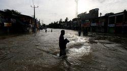 Inondations au Sri Lanka: le bilan grimpe à 92