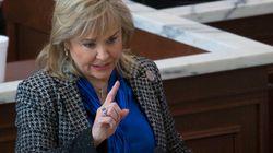 Veto de la gouverneure de l'Oklahoma sur une loi