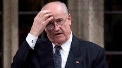 Correspondances en anglais: l'ex-ministre Fantino a