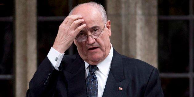 Langues officielles: l'ex-ministre Fantino a fait des accusations