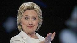 Hillary Clinton ne ressemble plus à