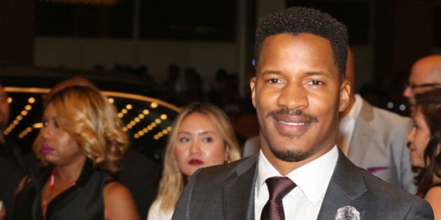 TORONTO, ON - SEPTEMBER 09:  Nate Parker attends the 'The Birth of a Nation' Red Carpet Premiere during the 2016 Toronto International Film Festival premiere at Princess of Wales Theatre on September 9, 2016 in Toronto, Canada.  (Photo by Walter McBride/FilmMagic)