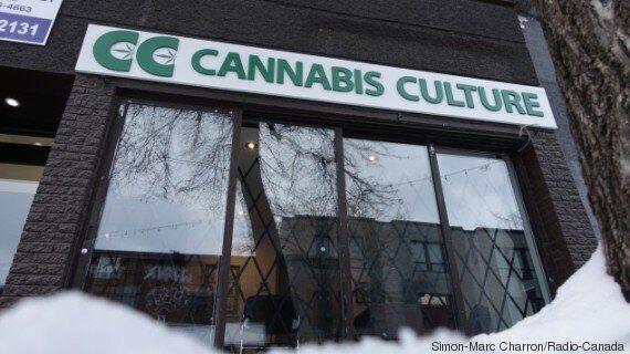 Perquisitions dans plusieurs boutiques Cannabis Culture à travers le