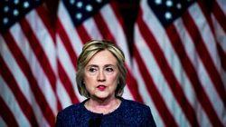 Hillary Clinton s'excuse d'avoir dit que la moitié des électeurs de Trump étaient « pitoyables