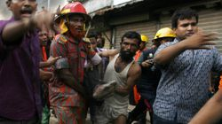 Bangladesh: au moins 25 morts dans l'incendie d'une usine