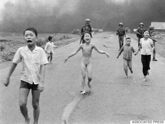 Facebook censure une photo iconique de la guerre du Vietnam et se