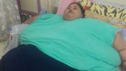 Cent kilos de moins pour «la plus grosse femme du