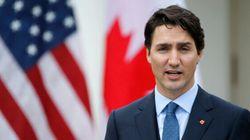 Trudeau récompensé par les