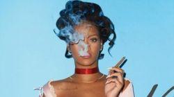 Rihanna en Marie-Antoinette sexy à la Une du CR Fashion