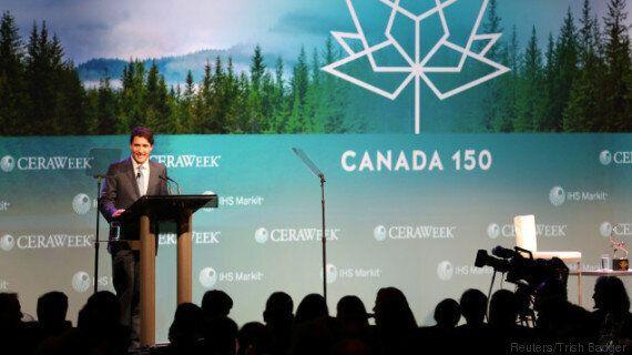 Justin Trudeau au Texas: gagner l'appui des pétrolières pour amadouer le président