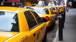 Les taxis jaunes ont nettement moins d'accidents que les plus