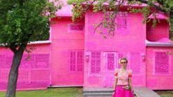 Ces maisons ont été «coloriées» par des