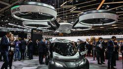 Découvrez la voiture qui vole qu'Airbus imagine pour
