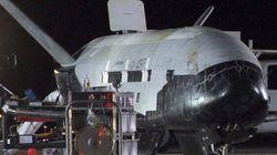 Ce vaisseau spatial est en orbite depuis 684 jours et personne ne sait