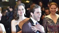 Festival de Cannes 2016: le chic tapis rouge du film de Xavier Dolan