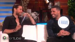 Jared Leto et Drake jouent à «je n'ai jamais» et c'est croustillant