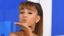 Ariana Grande confirme sa relation avec le rappeur Mac