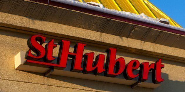 Groupe St-Hubert ferme son restaurant de la rue