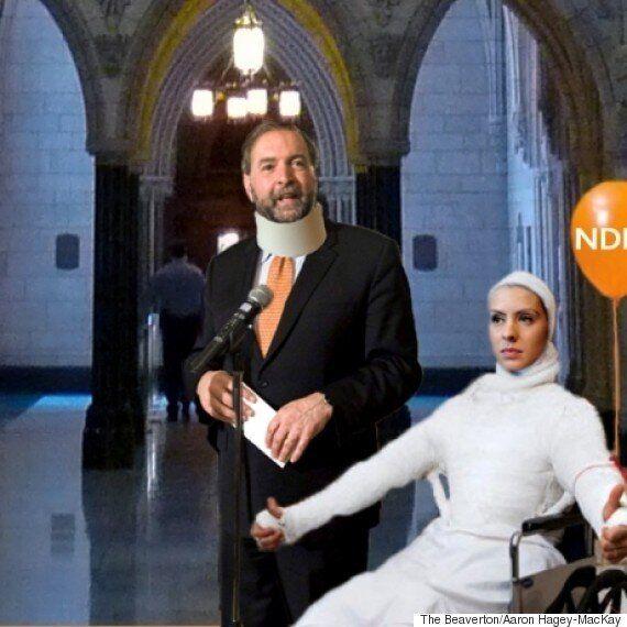 «Coudegate»: les internautes s'amusent de l'incident entre Trudeau et Ruth Ellen