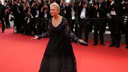 Cannes 2016: Helen Mirren offre la seconde chute