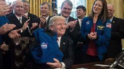 Trump, la NASA et un (rare) consensus: objectif