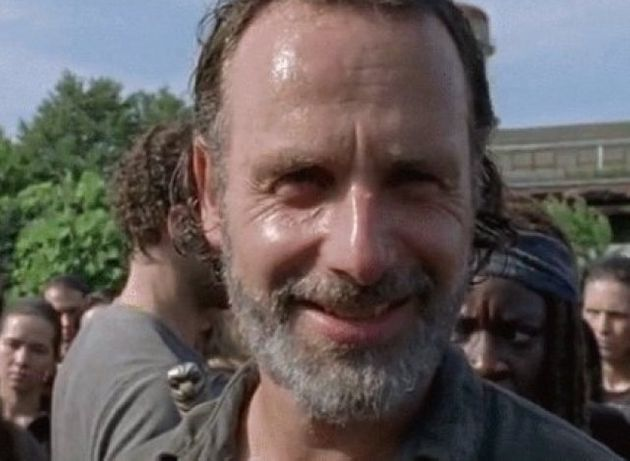 SPOILERS - On sait pourquoi Rick sourit à la fin de «The Walking Dead» saison 7 épisode