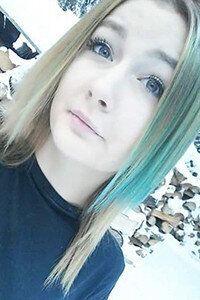 Jade Lussier, 15 ans, portée disparue à