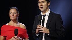 Juno: Les Trudeau ont présenté un hommage au grand Leonard
