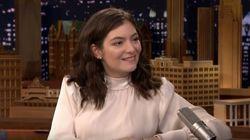 La chanteuse Lorde a créé un compte Instagram totalement